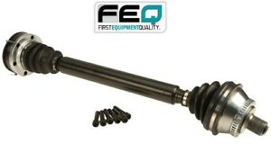 For Audi A6 Quattro 2.7L V6 Manual Trans Front Driver Left Axle Assembly FEQ