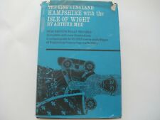 THE KING'S ENGLAND-ARTHUR MEE HAMPSHIRE AND THE ISLE OF WIGHT