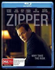 Zipper (Blu-ray, 2015)