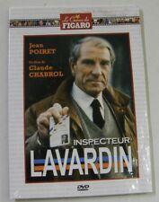 DVD INSPECTEUR LAVARDIN - Jean POIRET - Claude CHABROL - NEUF
