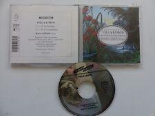 CD Album VILLA LOBOS Cirandas et cirandinhas ROBERTO SZIDON Piano LDC 2781048