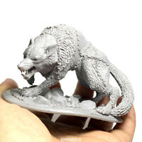 4'' Grey Wolf From Dungeons & Dragon D&D Nolzur's Marvelous Miniatures figure