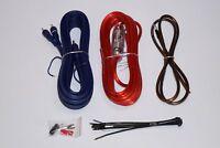 HAMA Auto Kabel-Set Verstärker Endstufe AMP KIT 6 mm2 Kabel KIT Anschluss Set