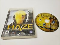 Haze (Sony Playstation 3, 2008) PS3 Video Game Disc Only NO Manual TESTED