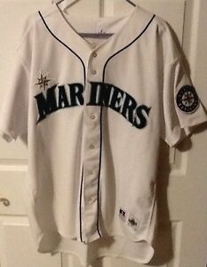 Authentic Ken Griffey Jr. Seattle mariners Jersey. New with tags.