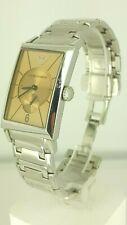 Emporio Armani AR0139 unisex luxury watch champagne dial AR-0139 analog 5 ATM