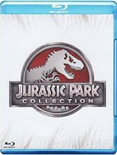 Universal Pictures Blu-ray Jurassic Park Collection (4 Blu-ray) 1993 1997 2001 2