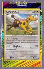 🌈Girafarig - DP02:Trésors Mystérieux - 49/123 - Carte Pokemon Neuve Française