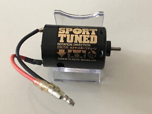 Tamiya Sports Tuned RS-540 Mabuchi Brushed Motor 53272 - Excellent Condition