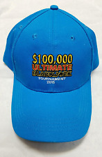 Carnival Cruise Ultimate Blackjack Tournament 2015 Blue Adjustable Hat