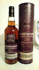 Glendronach Mace Windu 1992 vintage 25 year Denmark release single malt whisky