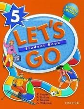 Let's Go 5: Student Book-ExLibrary