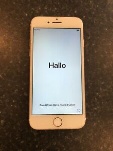 IPHONE 7 32GB UNLOCKED ROSE GOLD