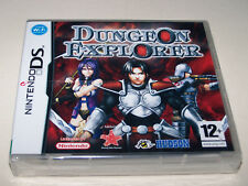 DUNGEON EXPLORER  - Nintendo DS - UK PAL - NEW FACTORY SEALED RPG - VG COND