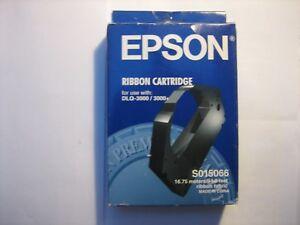 Epson Ink Ribbon Black Ribbon Cartridge DLQ-3000+DLQ3500