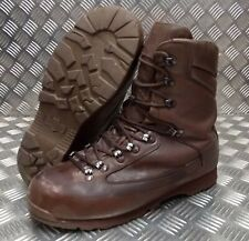 Genuine British Army Karrimor SF Cold Weather Goretex Combat Assault Boots G2