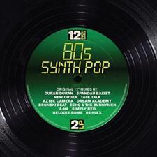 VARIOS-12 INCH DANCE 80S SYNTHPOP NEW CD