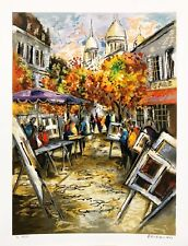 "MICHAEL ROZENVAIN ""ARTISTIC PLAZA"" 