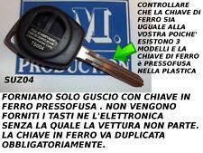 Case for remote control KEY SUZUKI GRAN VITARA CONTROLS LA key IRON