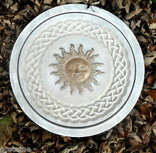 Concrete sun celtic stepping stone plastic L@@K at 5500 more molds n my store