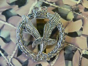 Army Air Corps Cap Badge Queens Crown AAC