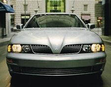 Big 2002 Mitsubishi Diamante Catálogo / CATALOG con tabla de colores: ES, LS