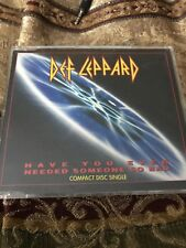DEF LEPPARD - Have You Ever Needed Someone So Bad - CD - Single - Like new