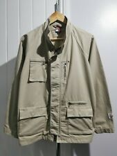 Tommy Hilfiger Youths FieldJacket in Beige with 2 large utility pockets Age 12