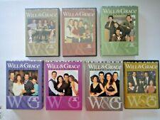 Will and Grace 2000s Sitcom. Season 1 thru 8.. Available by Individual Season