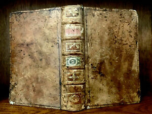 1808 NEW FRENCH TO ENGLISH DICTIONARY OF BOYER with Modern Lexicography