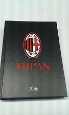 VECCHIO  DIARIO MILAN 2015/2016