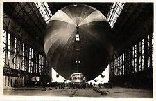 """Zeppelin, """"Graf Zeppelin"""", Einbringen in die Halle, Gebr. Metz Tübingen"""