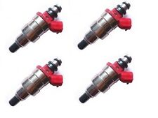 4 Fuel Injector INJ For Mazda B2600 UF 2.6L G6 Ford Raider Courier Made in Japan