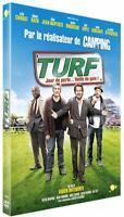 Turf DVD NEUF SOUS BLISTER Alain Chabat, Edouard Baer, Gérard Depardieu