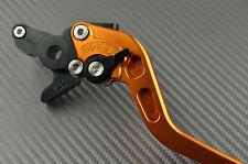 Leva Freno CNC ARANCIONE ORANGE Brembo tutto PR19 19X20 PR 19