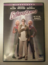 Galaxy Quest (Dvd, 2000, Widescreen) Starring Tim Allen, Sigourney Weaver