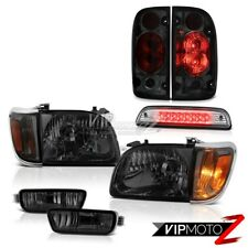 01 02 03 04 Toyota Tacoma 4WD Roof cab light smoked tail lamps headlights bumper