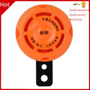 Waterproof Smart Electronic Horn Ring Bell for Electric Bike 36V/48V/60V/72V❤T