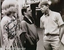 Candy Clark Signed American Graffiti 10x8 Photo Charles Martin Smith Ron Howard