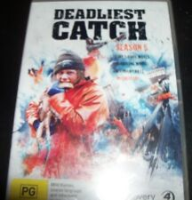 Deadliest Catch Season Five 5 (Australia Region 4) DVD – New