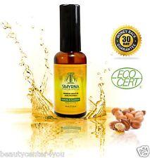 SMYRNA 100% Pure Moroccan Argan Oil Hair Treatment for Damaged Hair 2oz. (60ml)