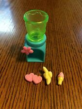 LITTLEST PET SHOP TREAT CENTER FOOD ACCESSORY Lot For Dog Cat Cookies