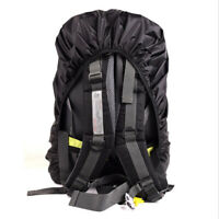 10-80L Waterproof Backpack Rain Cover Bag Protector For Outdoor Travelling Hike