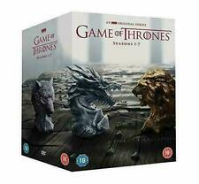 Game Of Thrones - Complete Seasons 1-7 DVD [2017] New Sealed UK