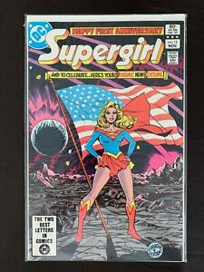 SUPERGIRL #13 (2ND SERIES) DC COMICS 1983 VF+