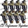 OEM Bosch Fuel Injectors Set (8) 0280150941 - Rebuilt & Flow Matched in the USA!