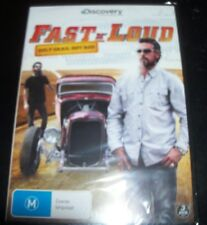 FAST N LOUD Holy Grail Hot Rod Discovery Channel (Australia Region 4) DVD – New