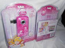 Princess Digital Video Recorder W/ Preview Screen Disney(#38005) + Software