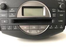 Véritable 2007 Toyota Rav 4 Stéréo Radio Tête Unité 8612042140 pas de Code