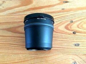 Sony VCL-DH1758 Tele Conversion Lens x 1.7